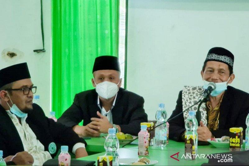 MUI Cianjur belajar menghasilkan kader ulama seperti di Kabupaten Bogor