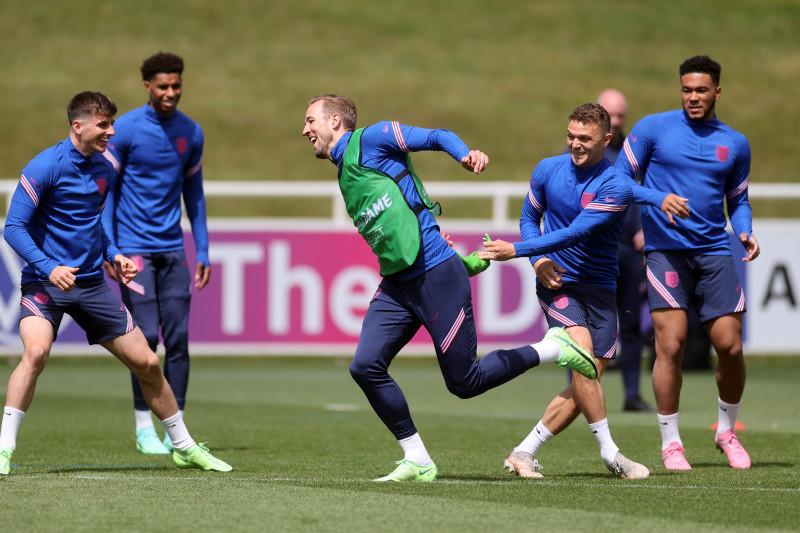 Prediksi laga  Inggris vs Kroasia