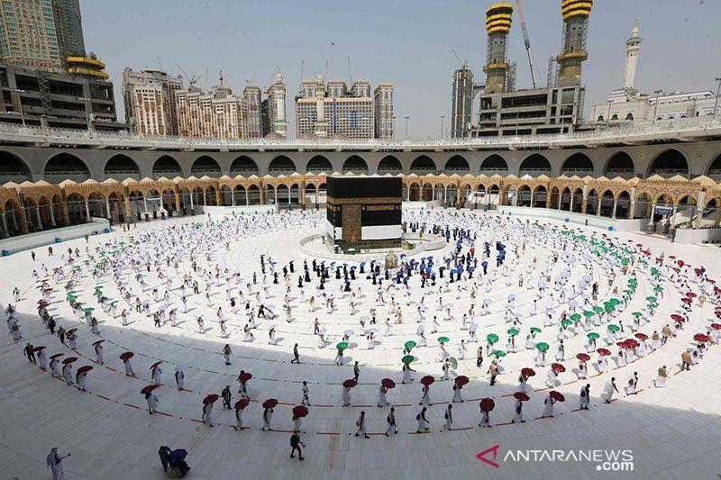 Arab Saudi setujui rencana denda bagi masuki wilayah Haji 1442 H tanpa izin