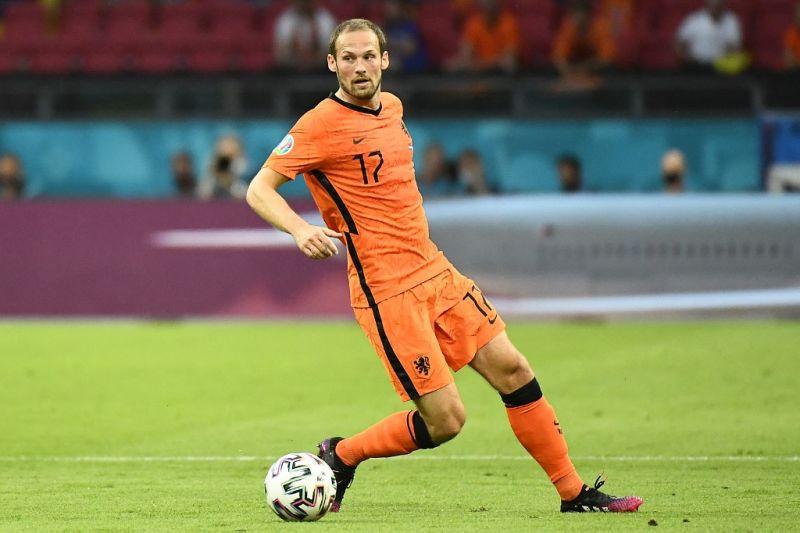 Bek Belanda Blind sempat terpikir tak terpengaruh insiden Eriksen