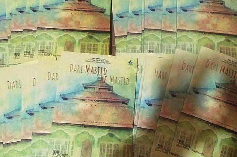Tingkatkan minat literasi, Aura Publishing terbitkan buku karya pelajar SMAN 1 Sekampung