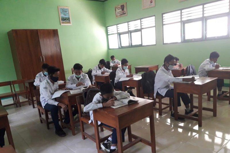 Disdikpora Gunung Kidul memverifikasi data siswa miskin jalur afirmasi