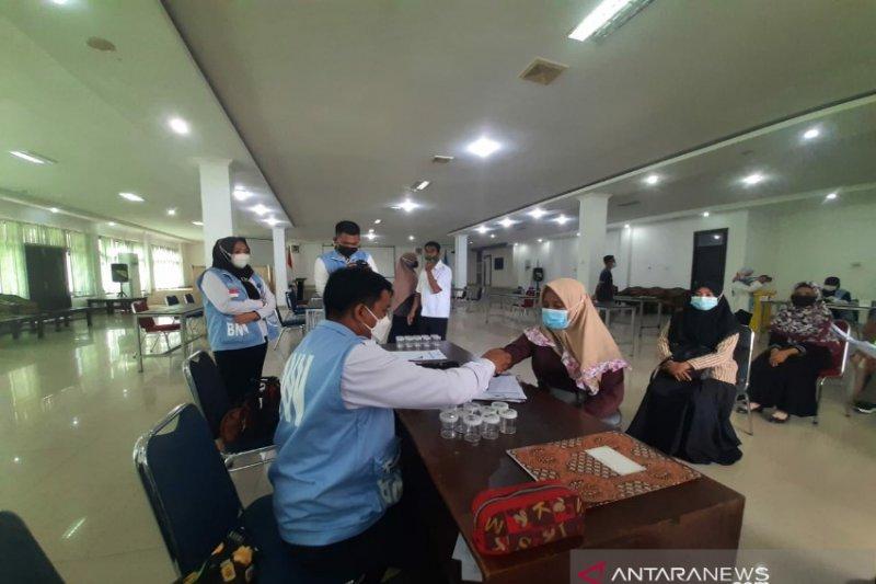 BNNP Sulawesi Tenggara tes urine 155 mahasiswa IAIN Kendari