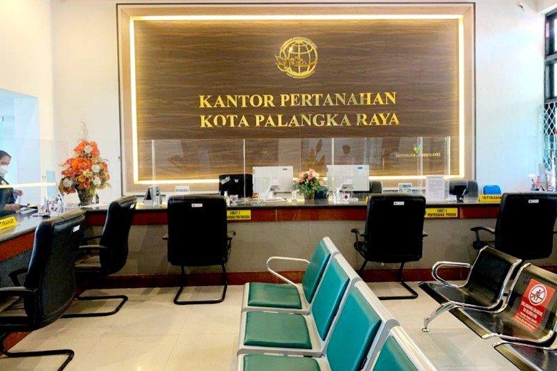 Jamin pelayanan prima, BPN Palangka Raya ingatkan masyarakat tak gunakan jasa calo