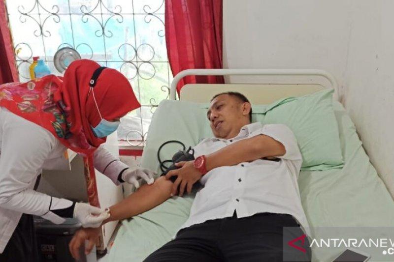 PMI Kabupaten OKU gelar donor darah massal