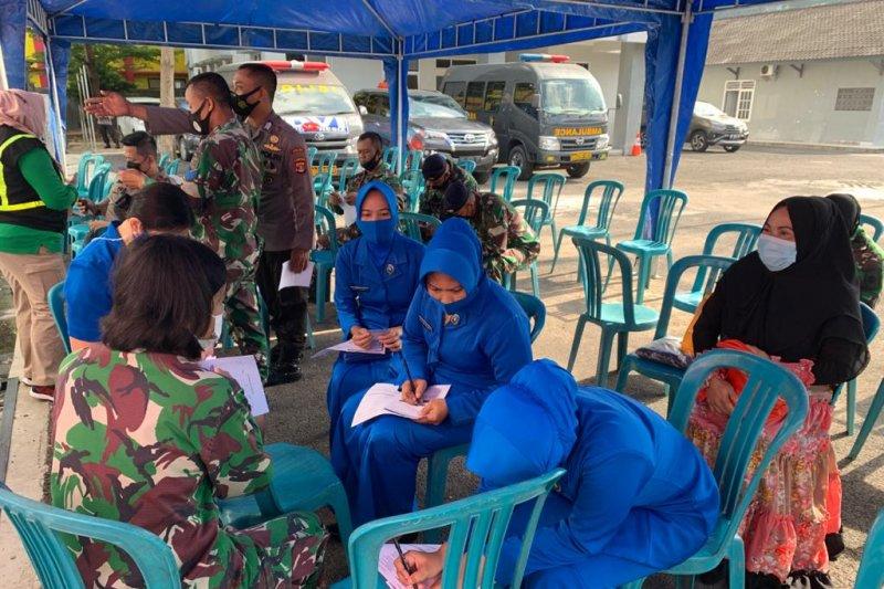 Kasus positif COVID-19 di Lampung menjadi 19.592, yang meninggal naik jadi 1.095