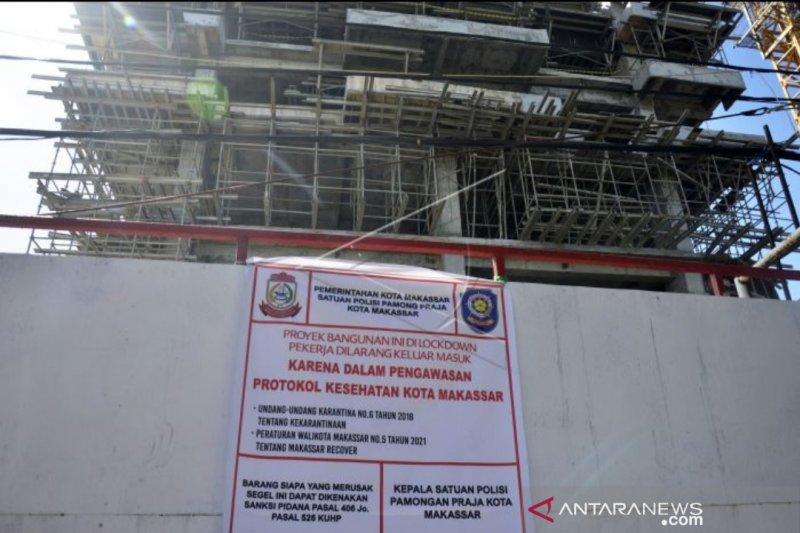 Proyek pembangunan Apartemen Sudirman belum diizinkan beroperasi