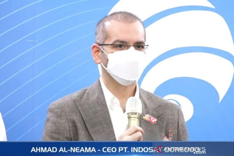 Layanan 5G Indosat Ooredoo hadir di empat kota