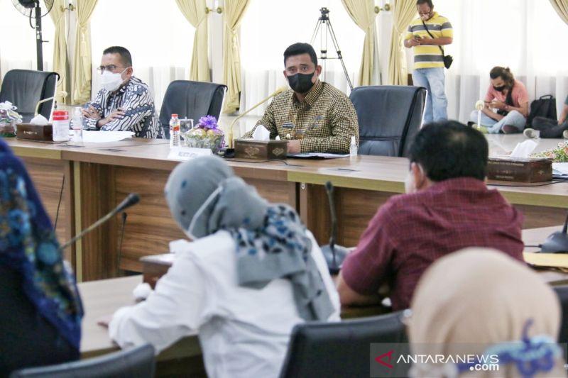 80 persen guru telah divaksinasi jelang belajar tatap muka di Medan