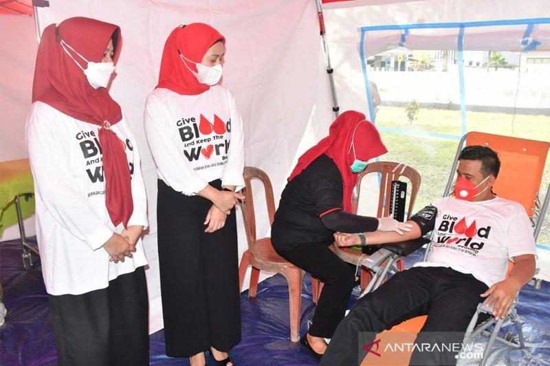 PMI Sinjai gelar aksi donor darah