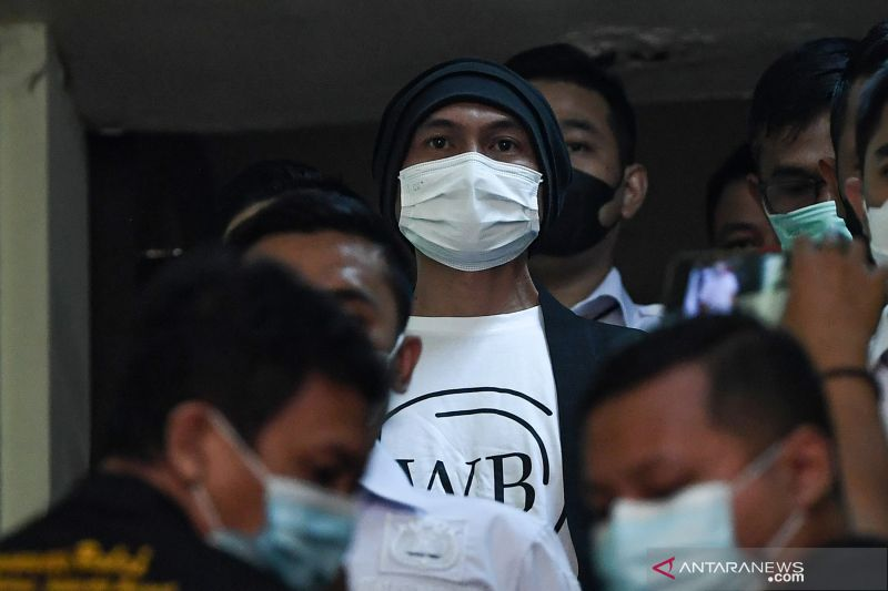 Anji resmi ditahan terkait  penyalahgunaan narkoba