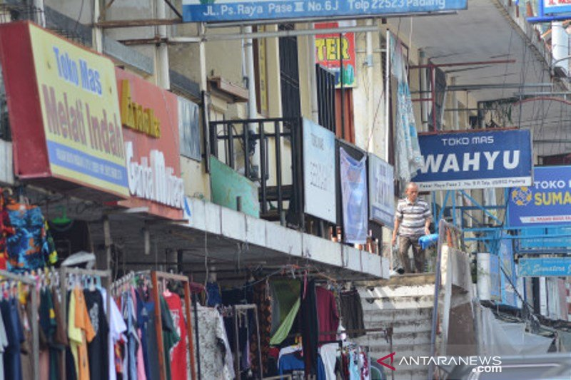 Retribusi Jasa Usaha Di Padang