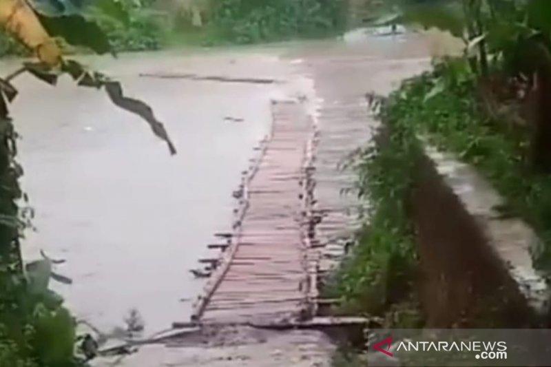 Disperkimtan Cianjur segera perbaiki jembatan rusak