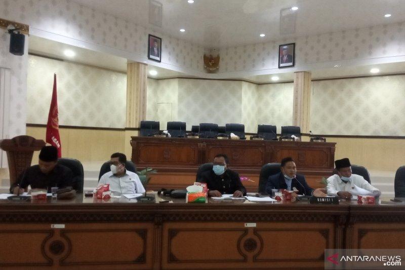 DPRD Agam gelar diskusi publik naskah akademik Ranperda