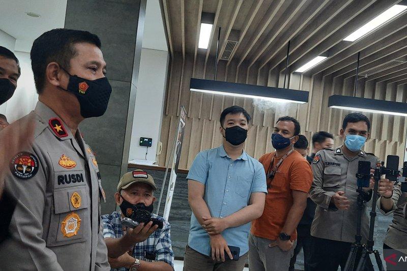 Polri benarkan penangkapan seorang terduga teroris di Bogor