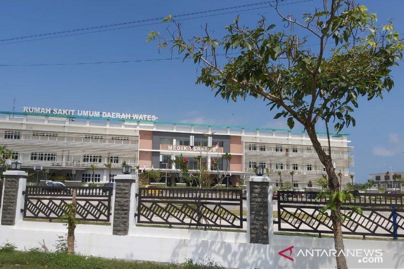 Ruang isolasi dua rumah sakit rujukan COVID-19 di Kulon Progo hampir penuh