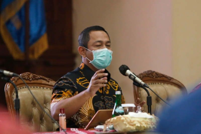 Sanggup vaksinasi 5.000 orang per hari, Pemkot Semarang tunggu dukungan pemerintah pusat
