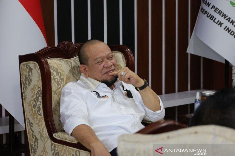 Ketua DPD RI apresiasi Polri gagalkan hampir 20 ribu kasus narkoba