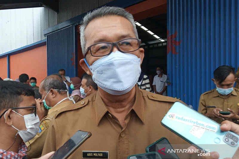 Ruang isolasi pasien COVID-19 di Kota Cirebon tersisa 17 persen