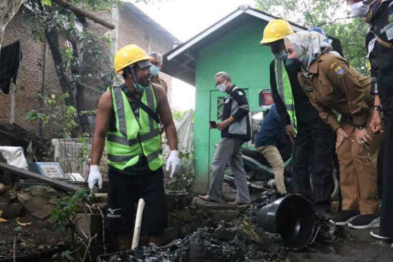 Delapan kelurahan Kota Cirebon dapat program padat karya tunai PUPR