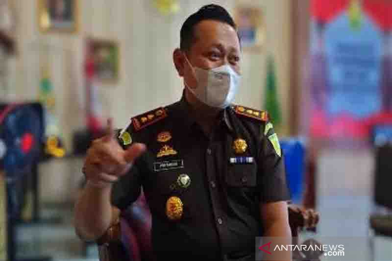 Bendahara tersangka baru korupsi dana BOS SMKN-1 Kahayan Hilir