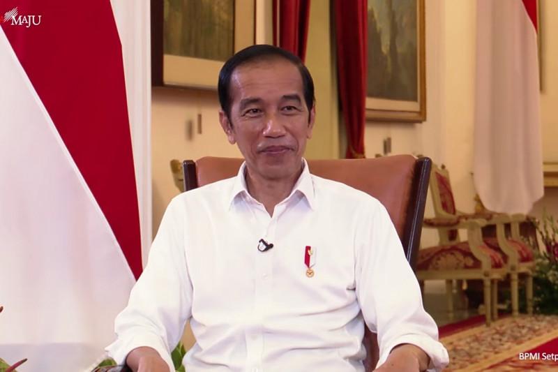 Jokowi: Mahasiswa jangan hanya belajar di kampus
