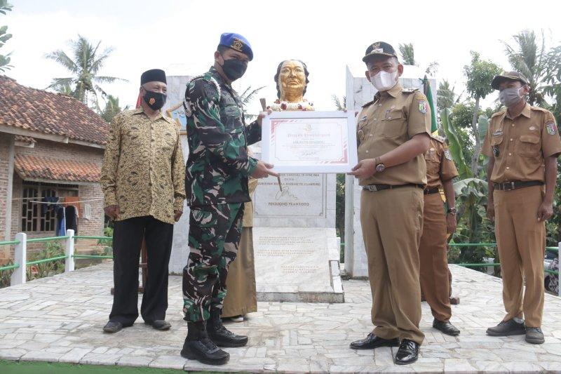 Polisi Militer gelar karya bhakti dan baksos di Pringsewu