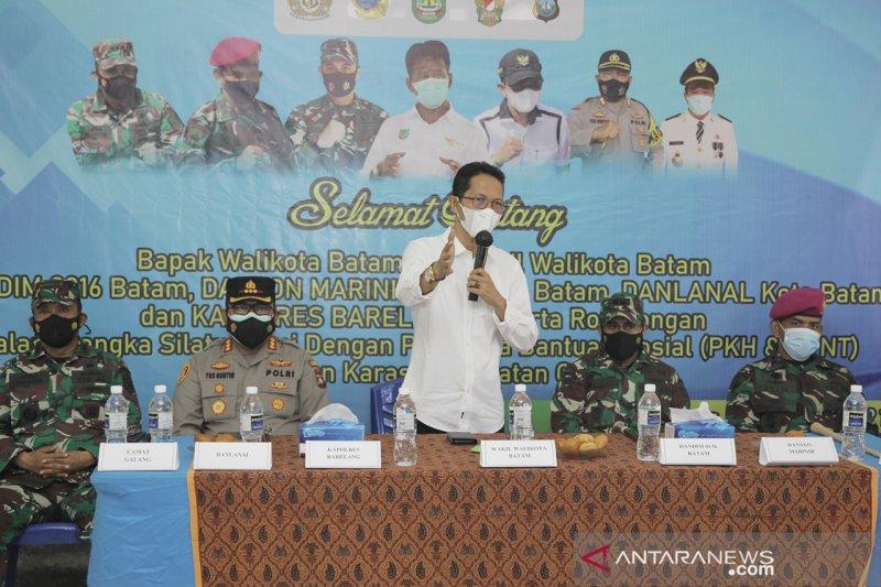 Program Nasi Kapau sasar masyarakat pulau penyangga Batam