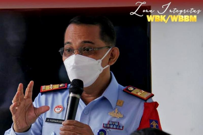 Kemenkumham Jateng tindak tegas pegawai LP Purwokerto terlibat  narkoba