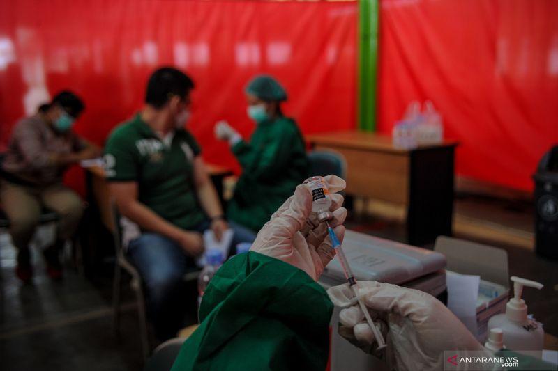 Kemenhub : Vaksinasi prioritas utama sektor perhubungan