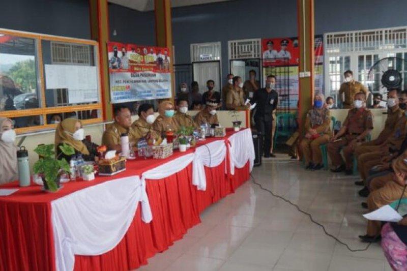 Bupati Lampung Selatan minta masyarakat aktif dalam pembangunan desa