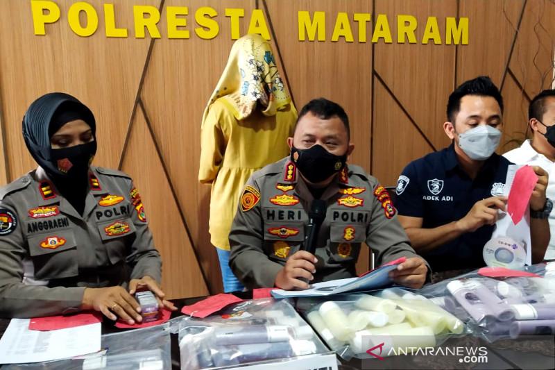 Jual kosmetik tanpa izin edar, perempuan di Kota Mataram ditangkap