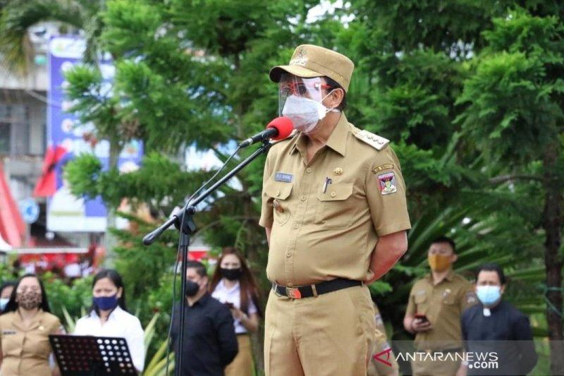 Pemerintah Kabupaten Minahasa dorong CSR untuk lindungi pekerja melalui BPJAMSOSTEK