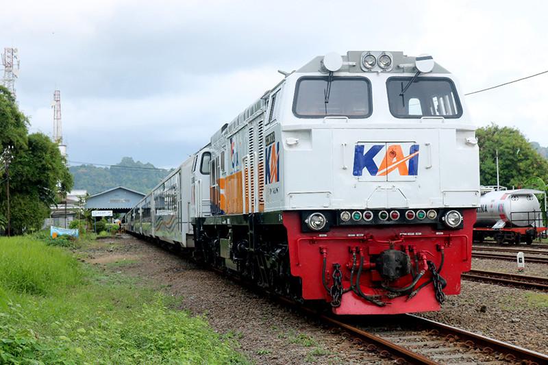 KA Nusa Tembini relasi Cilacap-Yogyakarta diharapkan tingkatkan pariwisata