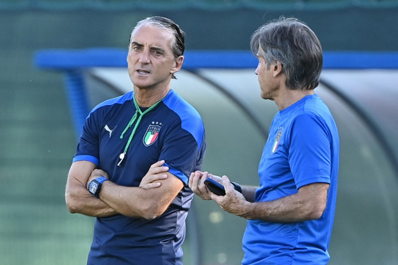 Roberto Mancini yakin Italia akan semakin bagus saja