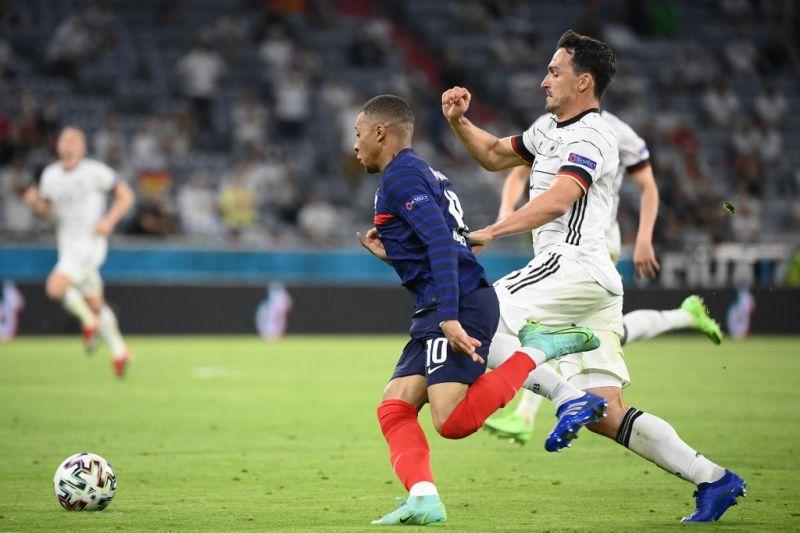 Euro 2020 - Timnas Jerman tumpul dan kehabisan ide lawan Prancis