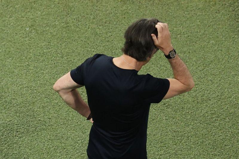Loew tak mau salahkan tim meski Jerman kalah gara-gara  gol bunuh diri