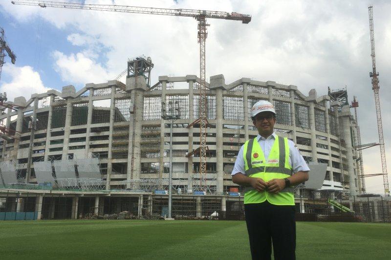 Ini kata Anies: Jakarta International Stadium jadi tempat kebersamaan