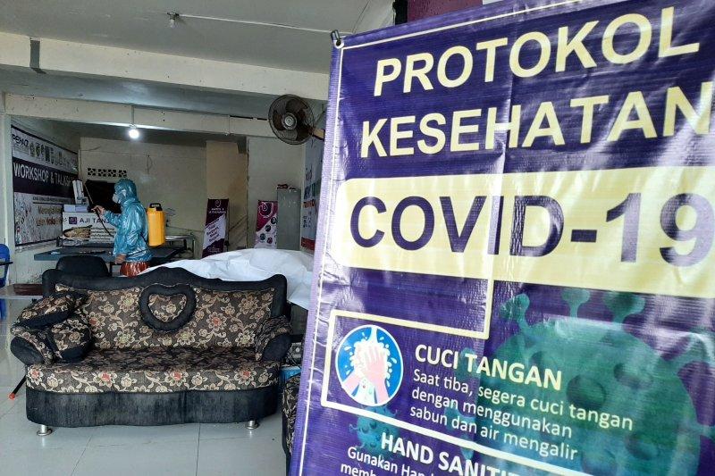 10.303 relawan desa lawan COVID-19 di Kepri