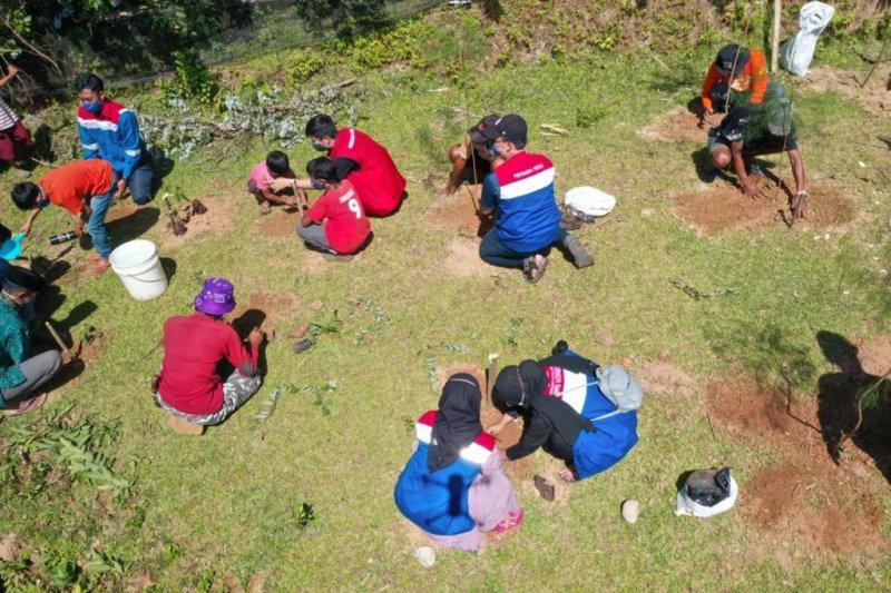 Pertamina bantu berdayakan warga Dusun Cindakko di Kabupatan Maros Sulsel