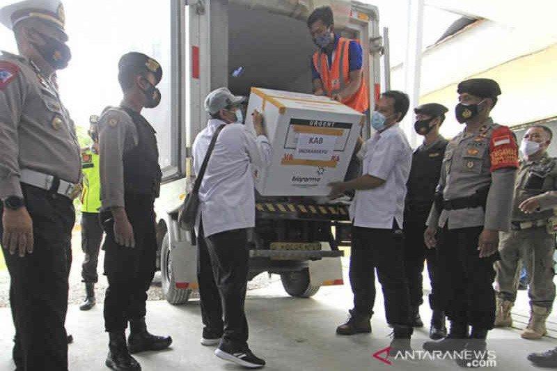 Vaksinasi COVID-19 di Indramayu terkendala distribusi vaksin
