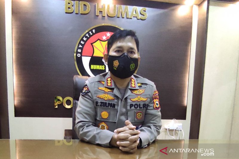 Polda Sulsel bekuk pelaku pembakaran minimarket di Makassar