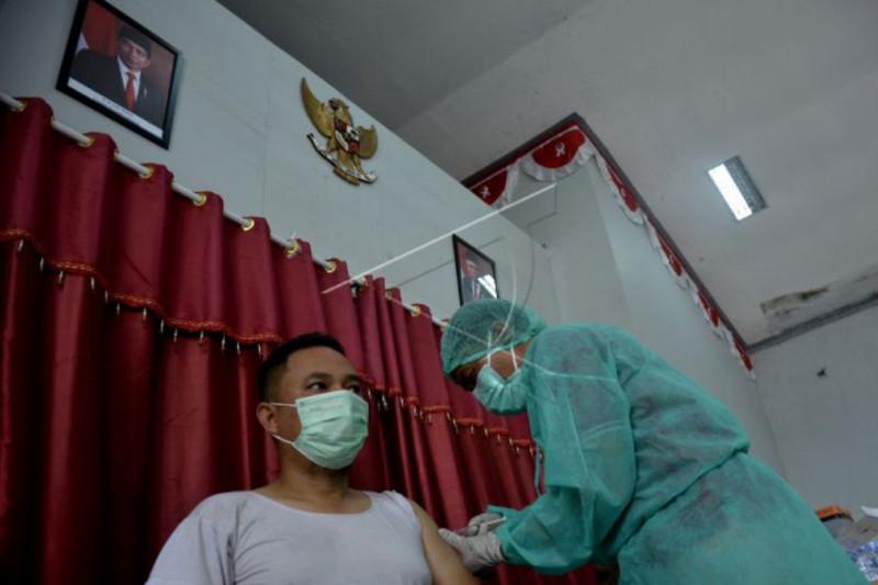 Kanwil Kemenkum HAM harapkan DIY prioritaskan vaksinasi warga binaan