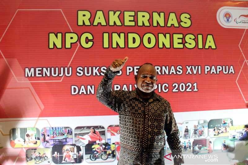 Pemprov Papua sebut persiapan Peparnas XVI 2021 sudah maksimal
