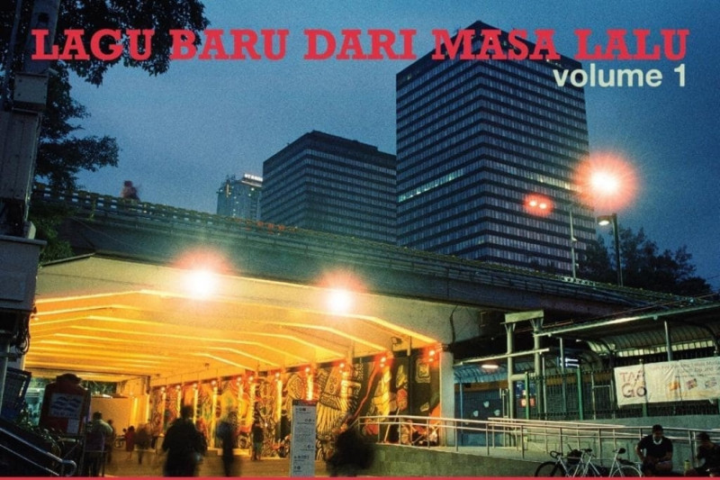 "Irama Nusantara meluncurkan album ""Lagu Baru dari Masa Lalu"""