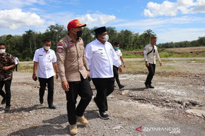 Wagub Sumbar : Percepat pembebasan lahan Tol Padang-Pekanbaru