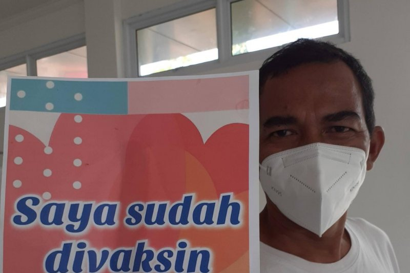 Pemilik KTP daerah lain di Indonesia  boleh divaksin di Batam