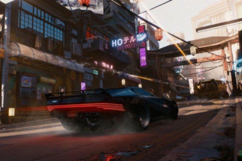 Game Cyberpunk 2077 hadir lagi di PlayStation