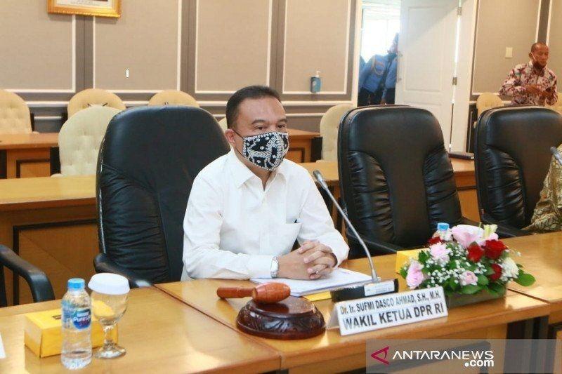 Wakil Ketua DPR Sufmi Dasco katakan, hak prerogatif Presiden tentukan calon Panglima TNI