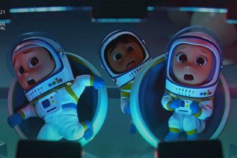 """Film animasi """"Nussa"""" tayang perdana di Korea Selatan"""